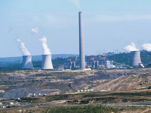 Verdegaia envía carbón aos conselleiros de Industria e Medio Ambiente