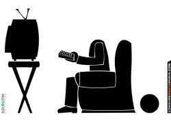 A televisión destrúe as relacións sociais e propón un modelo de consumo insostible para o planeta