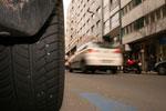A contaminación, o ruído e a ocupación de espazo, principais consecuencias do transporte motorizado