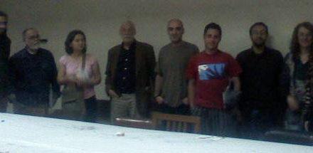 Verdegaia segue a medrar: Constituído o Núcleo Comarcal de Pontevedra