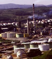 As emisións de CO2 das industrias que participan no comercio de emisións diminuíron o 31,3% en 2008