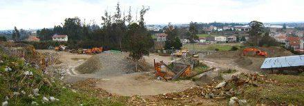 Legalizar minas nos barrios de Compostela