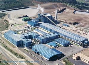 A electricidade producida por SOGAMA é tan sucia como a  xerada nas térmicas de carbón