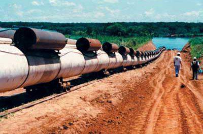 Gasoduto da Barbanza – Solicítase nova exposición pública conforme á lei