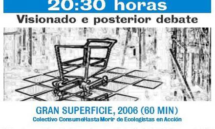 Cineforum en Pontevedra: Gran Superficie