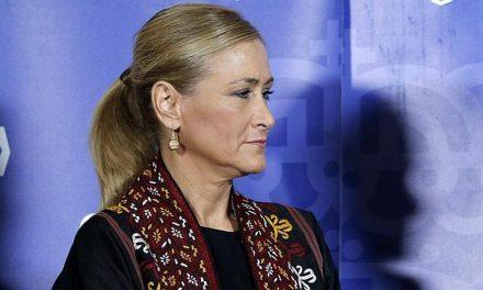 Baladre esixe a dimisión de Cristina Cifuentes