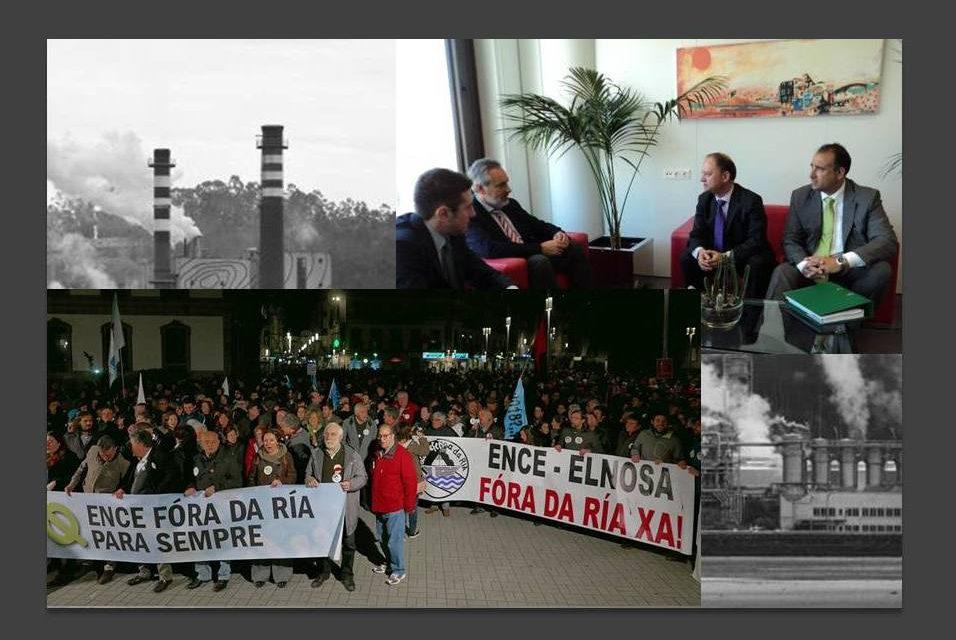 ENCE: Política e portas xiratorias