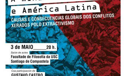 Mesa redonda: A mineria en Galicia e en América Latina