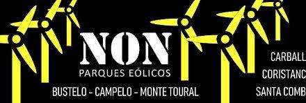 Apoiamos a loita da Plataforma contra os eólicos de Bustelo-Campelo-Toural.