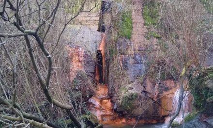 Unha campaña sobre as presas de residuos de San Finx faise co Premio do Instituto Xeolóxico e Mineiro