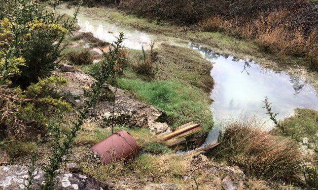 Verdegaia alerta ás autoridades alemás sobre a situación na mina de Santa Comba