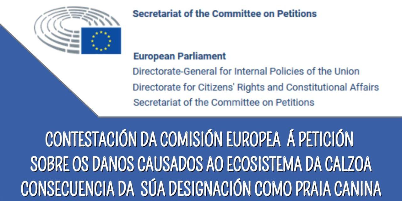 Clamor pola defensa da biodiversidade na praia da Calzoa en Vigo