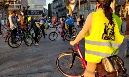 Fagamos un Vigo máis ciclábel: 10 medidas para fomentar a mobilidade activa