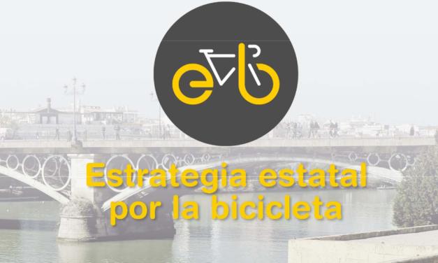Aprobación da Estratexia estatal pola bicicleta